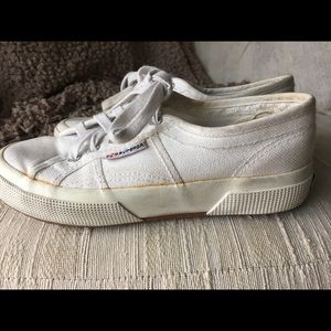 Supergas cotu sneakers. Just need a little TLC!